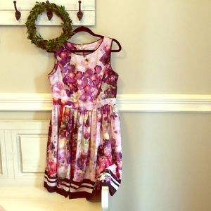 Liz Claiborne spring dress